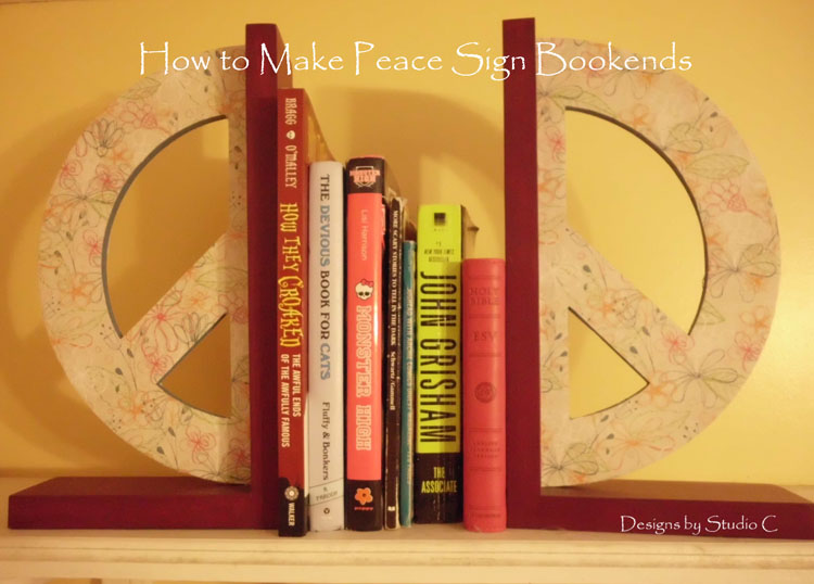 How To Make A Bookend : Make a great set of bookends for any decor the craft