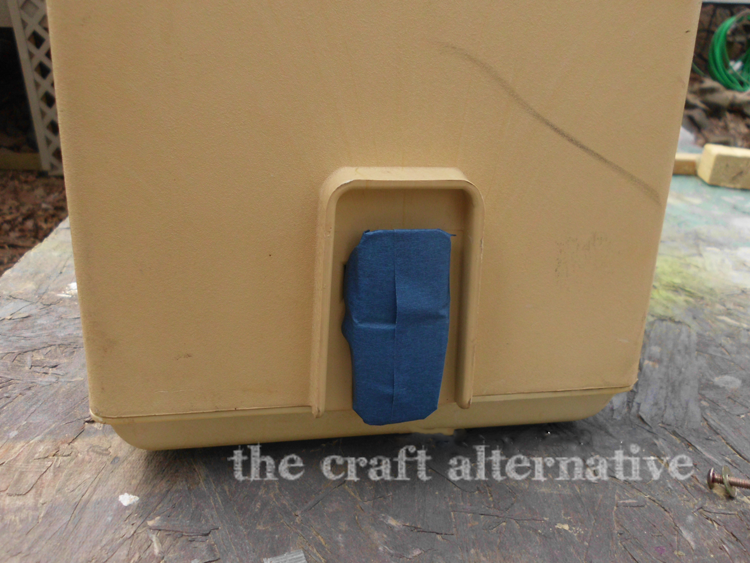 How to Update a Sewing Machine Case SANY2014