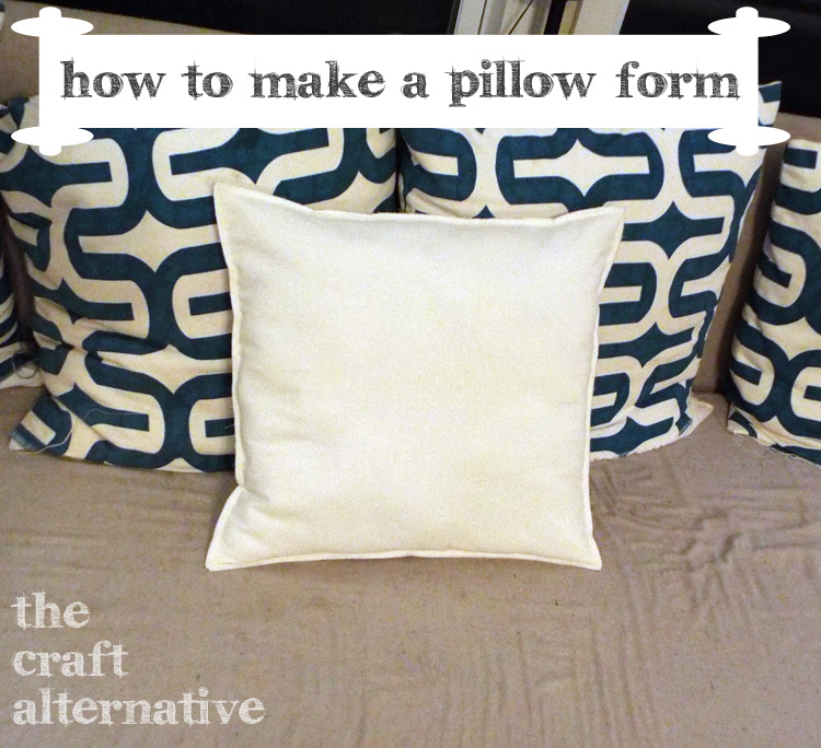 How to Make a Pillow Form DSCF1967