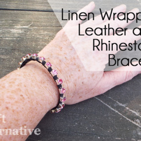 A Quick and Easy Bracelet to Make