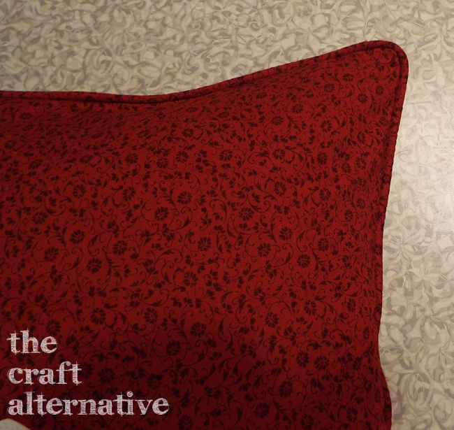How to Make Fabric Piping_Finished
