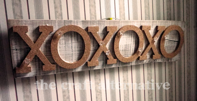 How to Make an XO Message Board_Finished