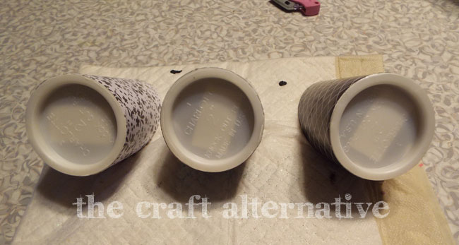 Desk Organizer Made with PVC Pipe and Paper_Plugs