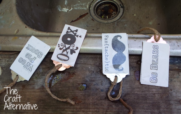How to Etch Metal Tags with an Air Eraser_Vinyl