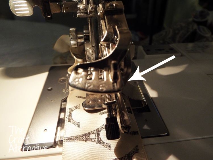 How to Use a Ruffler on a Sewing Machine_Settings