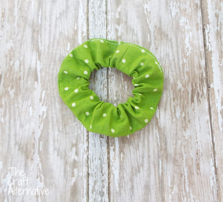 Easy to Make Hair Scrunchies_Finished