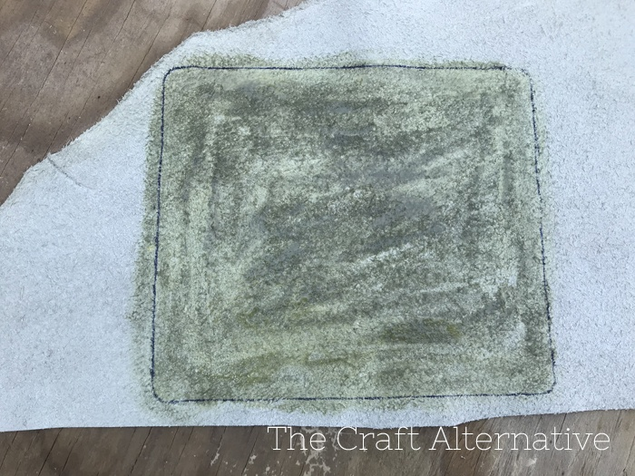 diy-stenciled-leather-mouse-pad-cement