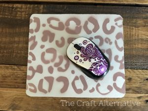 diy-stenciled-leather-mouse-pad-completed